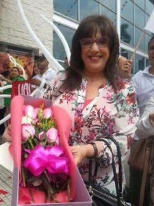 Adriana Rosenzvaig, Secretaria Grl. UNI América