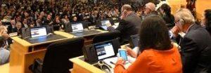 Avances de la 105 Conferencia de la OIT