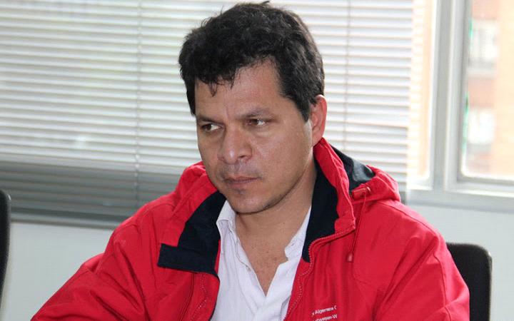 César Loza Arenas, presidente de la USO.
