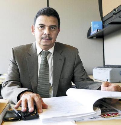 Luis F. Otálvaro. Pte. Asonal Judicial S.I.