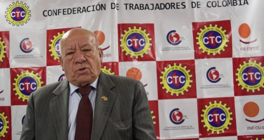 Lo que piensa la CTC del nuevo gobierno de Ivan Duque