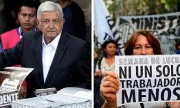 crisis argentina y elecciones en México