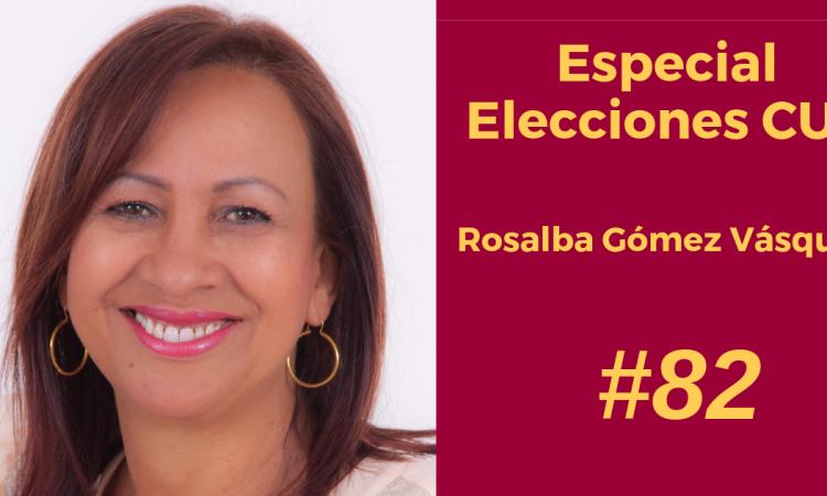 Rosalba Gómez Vásquez
