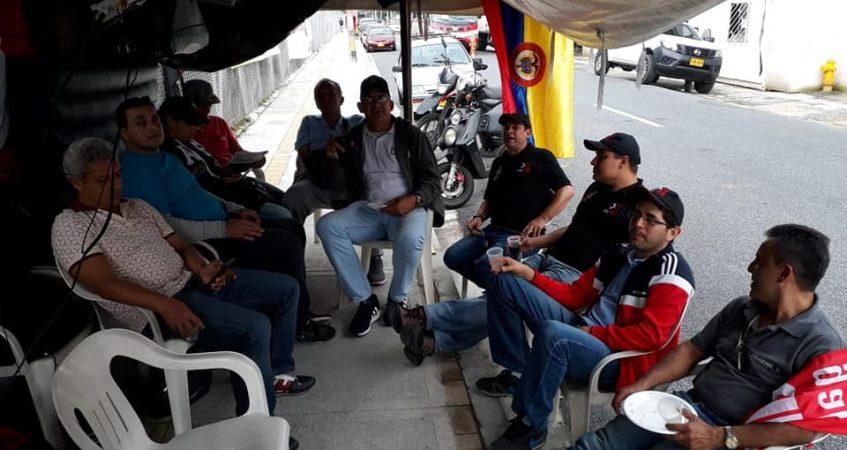 Trabajadores sindicalizados de Cartón de Colombia enfrentan una nueva arremetida patronal