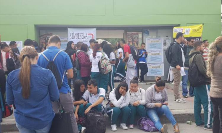 Déficit presupuestal afecta funcionamiento y calidad educativa del SENA, alerta Sindesena