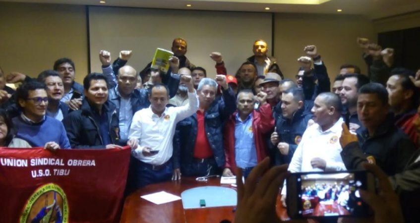 La Unión Sindical Obrera vuelve a brillar