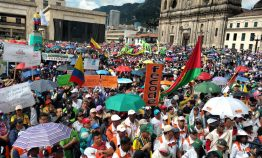 ¡A la calle este jueves!, llamado de las centrales sindicales para rechazar la reforma tributaria
